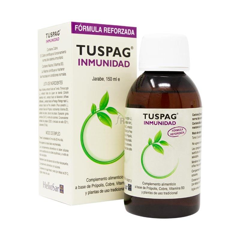 Heliosar Tuspag Jarabe 150 Ml  - Farmacia Ribera