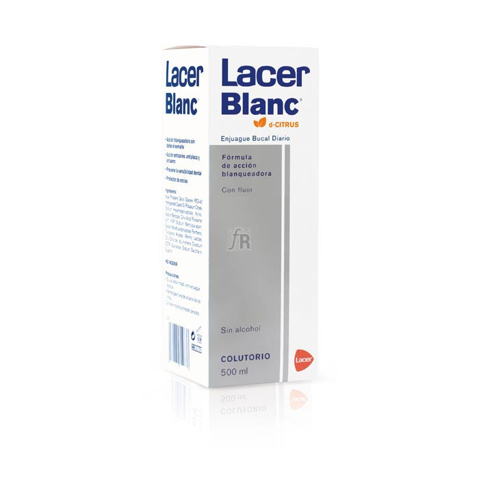 Colutorio Lacerblanc 500 Ml. Citrus Lacer