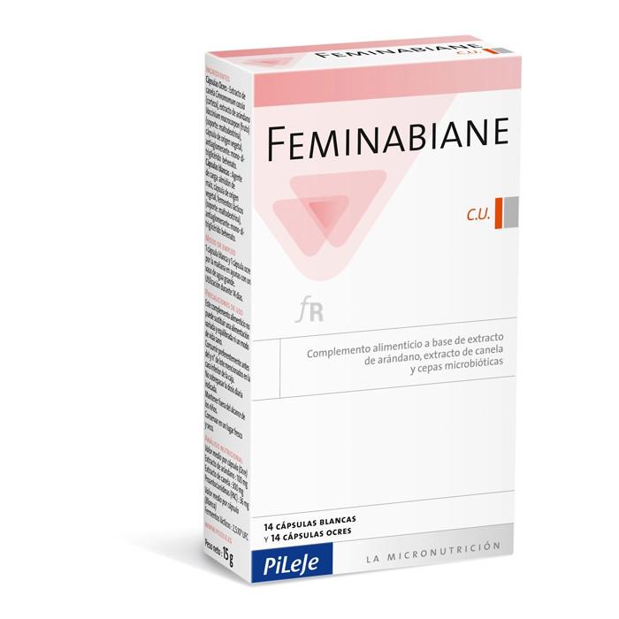 Feminabiane C.U. 14 Cápsulas-14 Cápsulas - Pileje