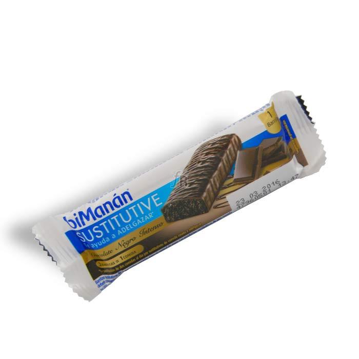 Bimanan Barrita Chocolate Intenso 40 G 1 Bar