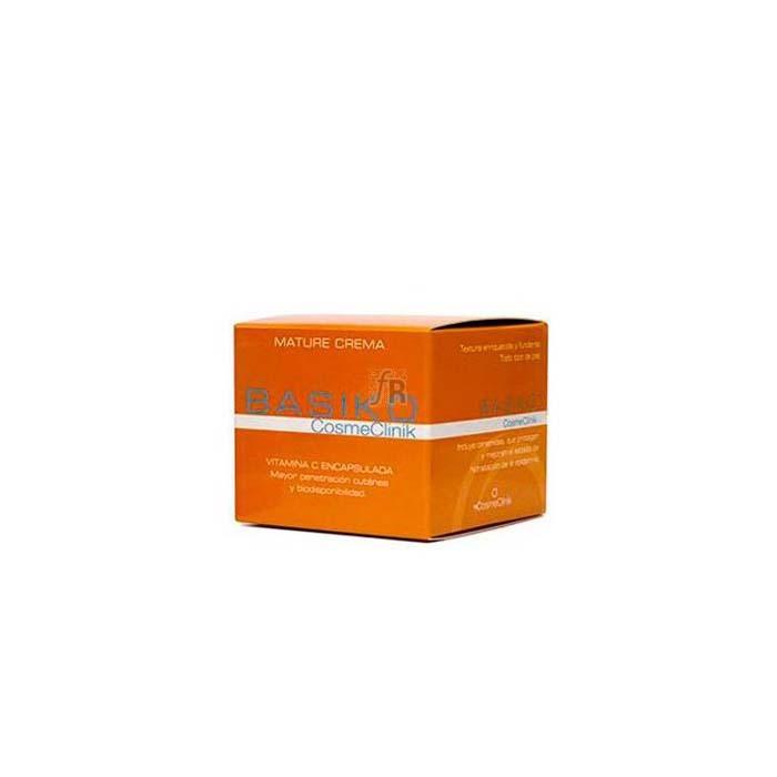 Basiko Mature Crema 50 Ml - Cosmeclinick