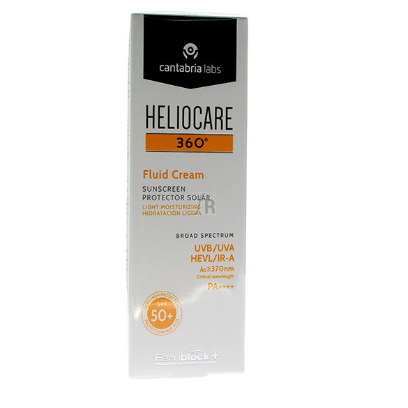 Heliocare 360º Fluid Cream SPF 50 Ml.