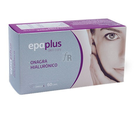 Epaplus Hialuronico + Onagra 60 Cápsulas - Farmacia Ribera