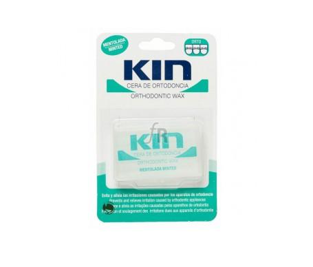 Kin Cera Ortodoncia Mentolada - Farmacia Ribera