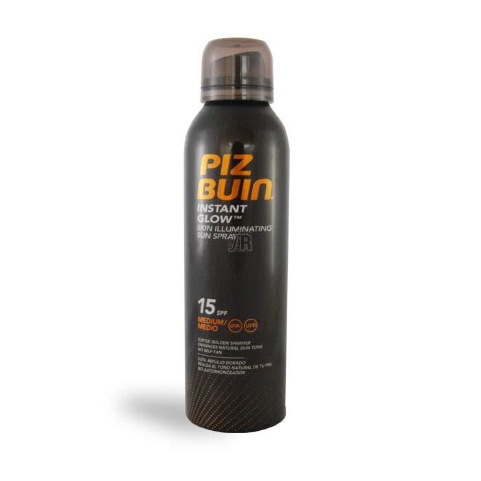 Piz Buin Spray Iluminador Instantaneo Spf15