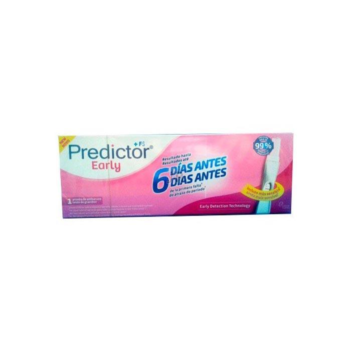 Predictor Early Avanzado Test Embarazo 1 U