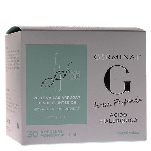 Germinal A. P. Acido Hialuronico 30 Amp