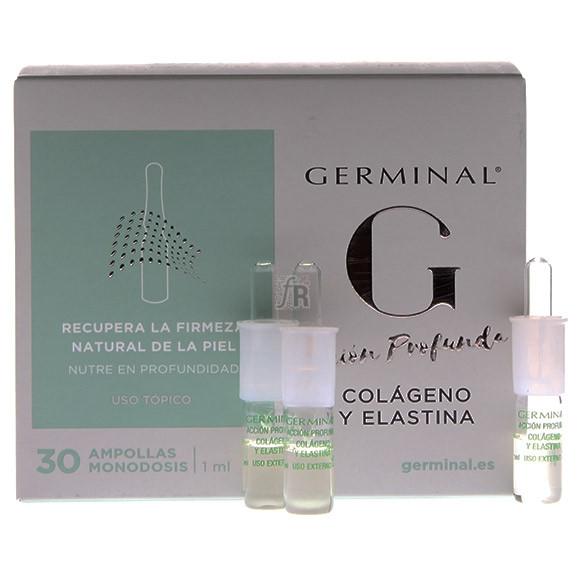 Germinal A.P. Colageno Elastina 30 Amp