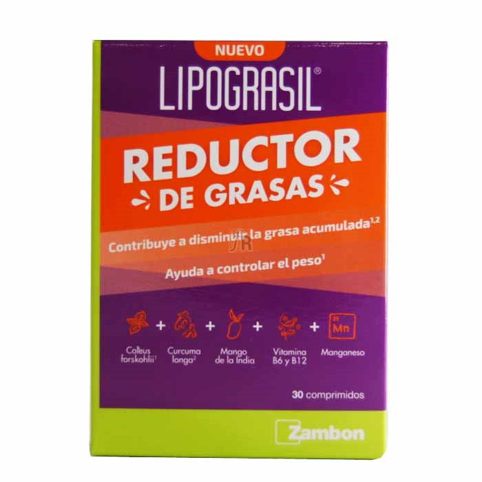 Lipograsil Reduct Grasas 30 Co