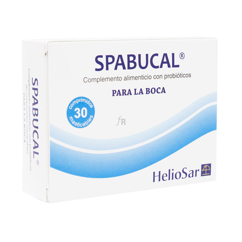 Heliosar Spabucal 30 Comprimidos  - Farmacia Ribera