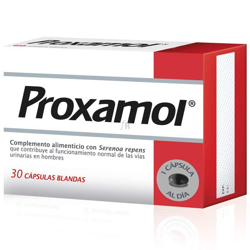 Proxamol 30 Cápsulas Blandas