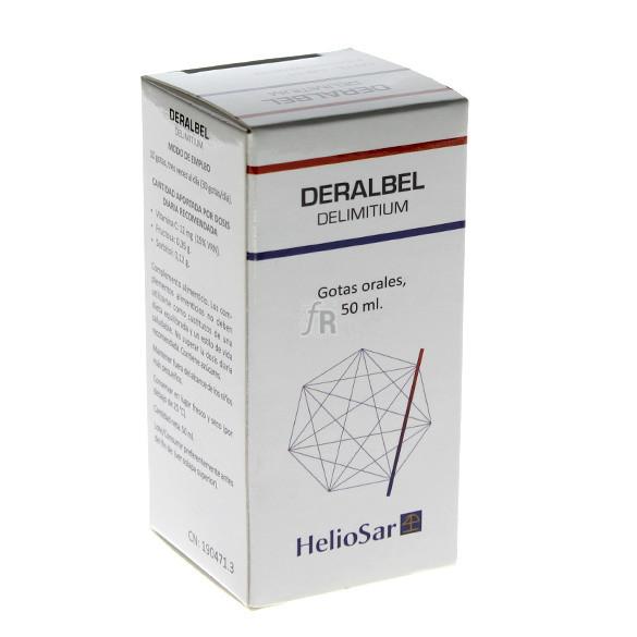 Heliosar Deralbel Delimitium Gotas 50 Ml.