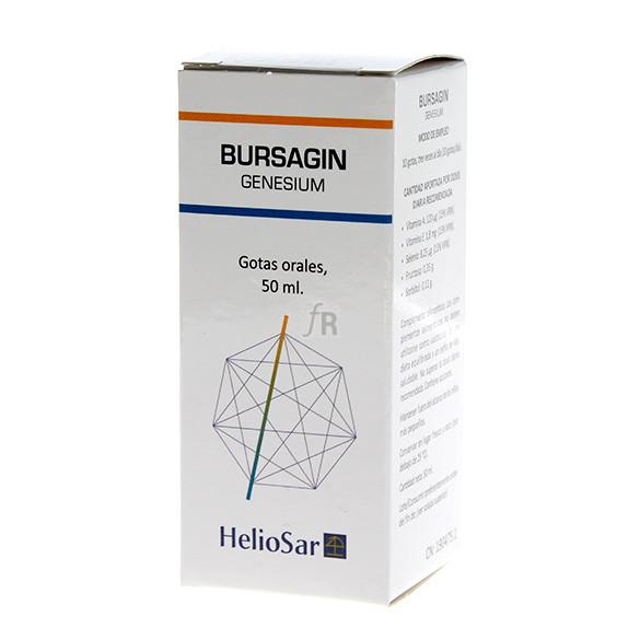 Heliosar Bursagin Gotas 50 Ml