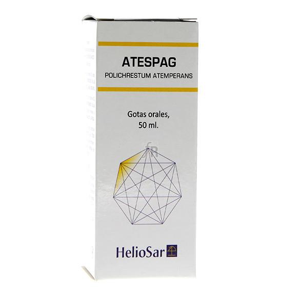 Heliosar Atespag Polichrestum Atemperans Gotas 50 Ml.