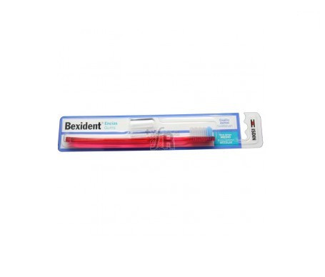 Bexident Cepillo Encias Medio - Farmacia Ribera