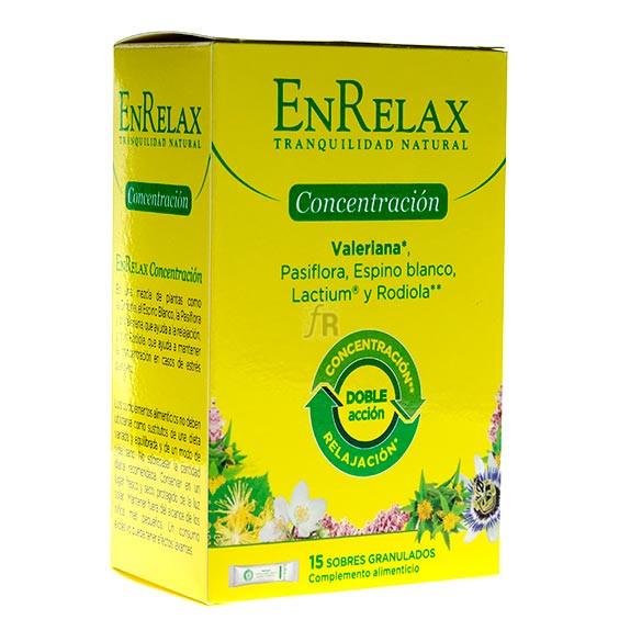 EnRelax Concentración 15 Sticks