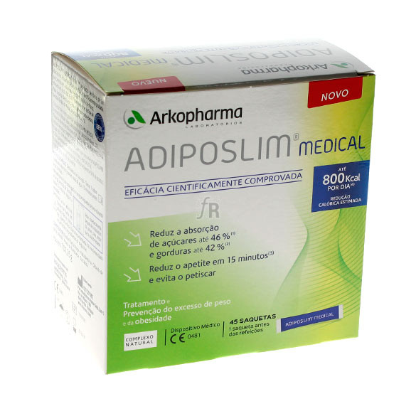 Arkopharma Adiposlim Medical 45 Stick