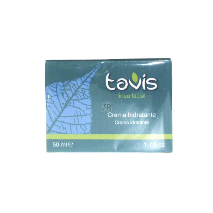 Tavis Crema Hidratante 50 Ml Con Estuche