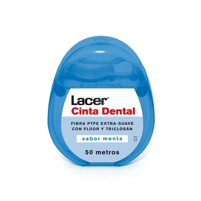 Cinta Dental (Fluor, Triclosan Y Menta) Lacer