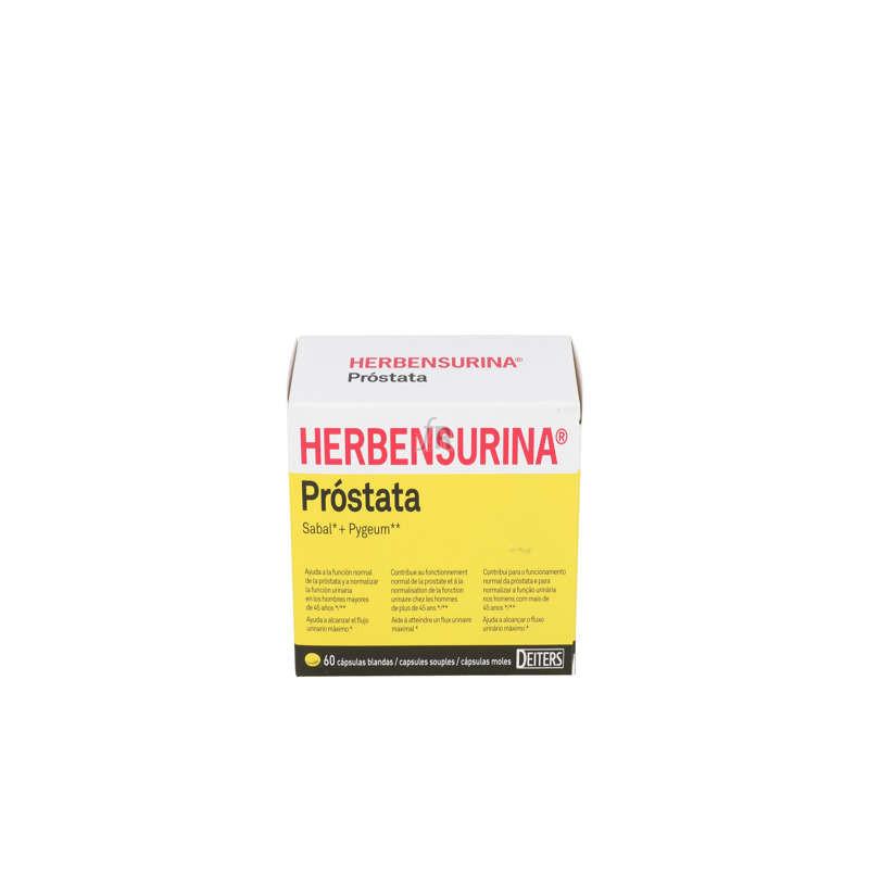 Herbensurina Prostata 60Cap. Deiters