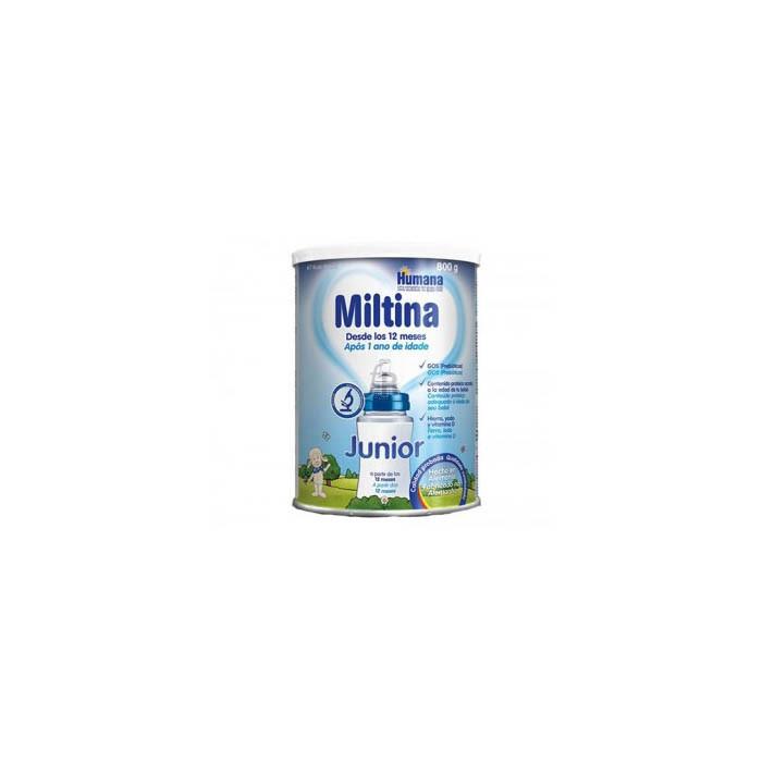 Miltina 3 Progress 800 Grs - Varios