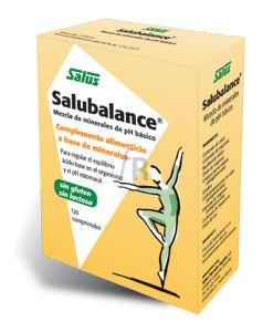 Salubalance Plus 120 Comp. - Salus