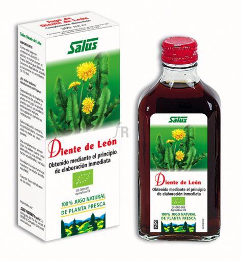 Jugo De Diente De Leon 200 Ml. Schoenenberger - Salus