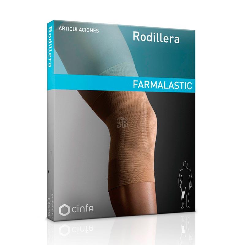 Rodillera Farmalastic T- Peq - Farmacia Ribera