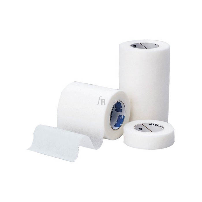 Esparadrapo Hipoalergico Papel Micropore Blanco - Ortogras