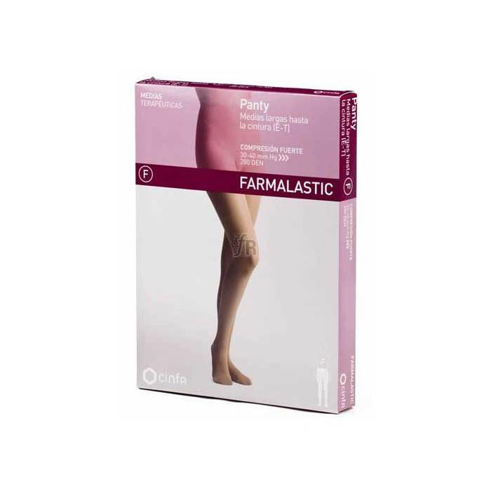 Panty Farmalastic Fte Gd - Cinfa