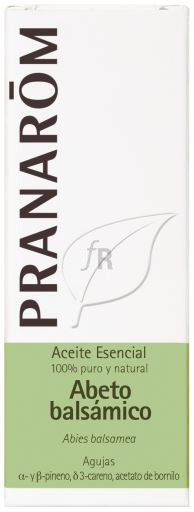 Abeto Balsamico Aceite Esencial 10 Ml. - Pranarom
