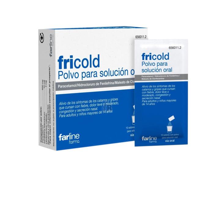 Fricold (10 Sobres) - Varios