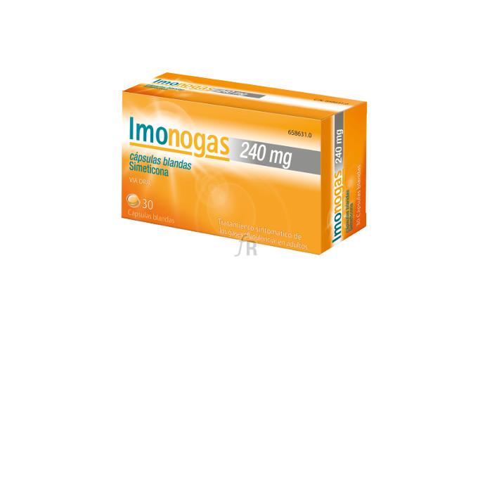 Imonogas (240 Mg 30 Cápsulas Blandas) - Johnson & Johnson