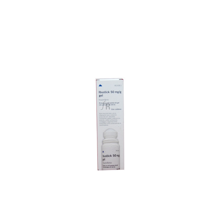 Ibustick (50 Mg/G Gel Topico Rollon 60 G) - Farmasierra