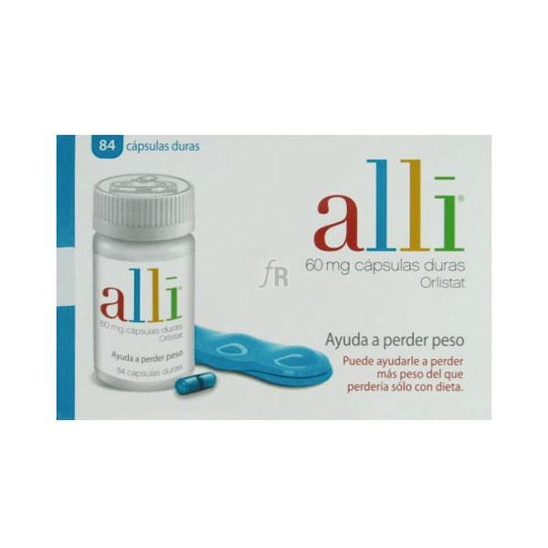 Alli (60 Mg 84 Cápsulas) - Glaxo Smithkline