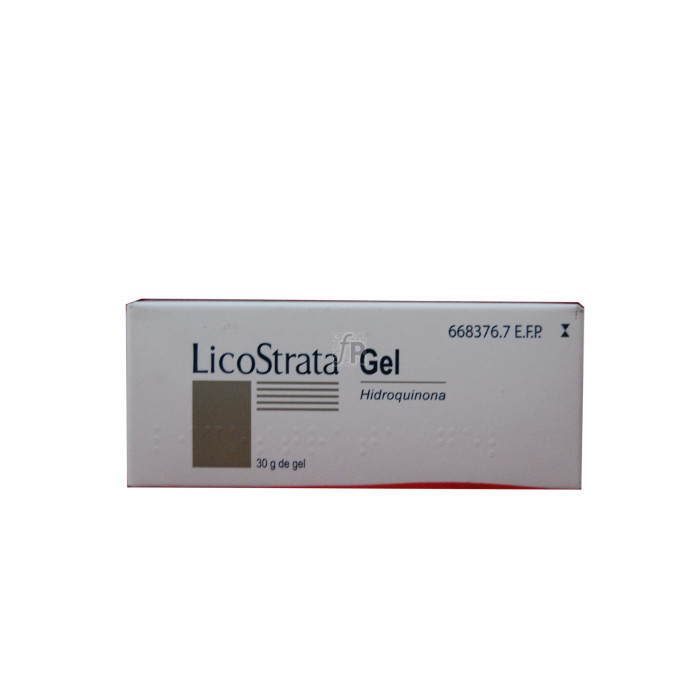 Licostrata (20 Mg/G Gel Topico 30 G) - IFC