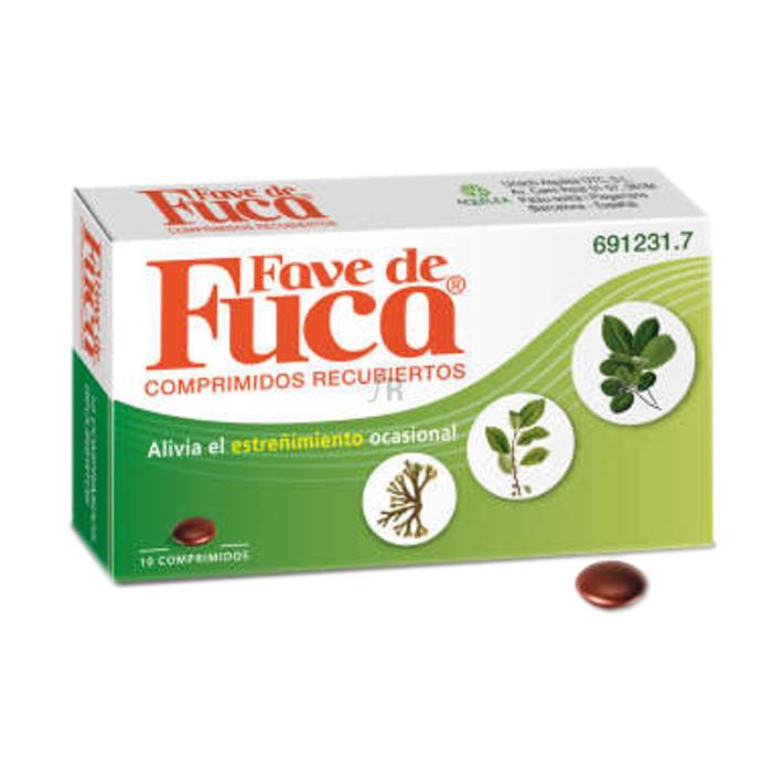 Fave De Fuca (10 Comprimidos Recubiertos) - Aquilea-Uriach