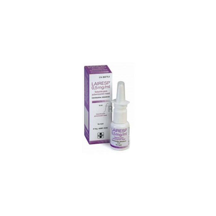 Lairesp (0,5 Mg/Ml Nebulizador Nasal 15 Ml) - Lainco