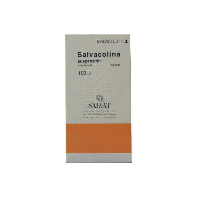 Salvacolina (0,2 Mg/Ml Solución Oral 100 Ml) - Salvat
