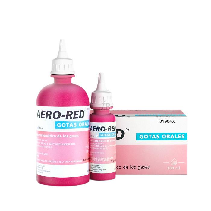 Aero Red (100 Mg/Ml Gotas Orales Solucion 100 Ml) - Aquilea-Uriach