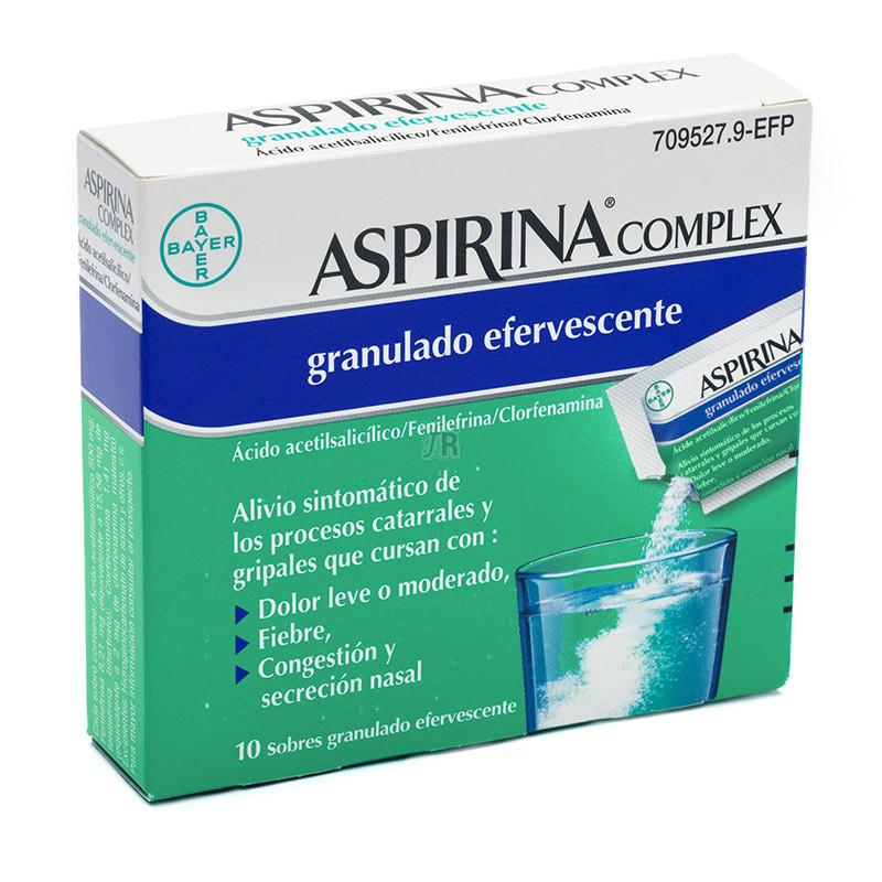 Aspirina Complex (10 Sobres) - Bayer