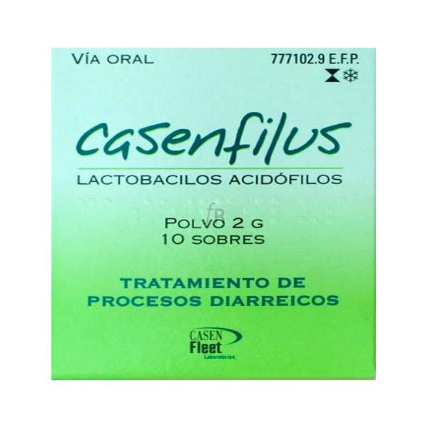 Casenfilus (2 G 10 Sobres) - Varios