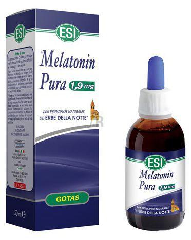 Melatonin Con Erbe Notte 1,9Mg. 50 Ml. - Varios