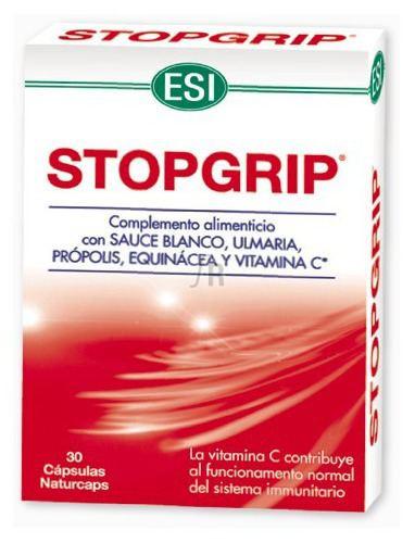 Esi Stopfri (Stopgrip) 30 Capsulas