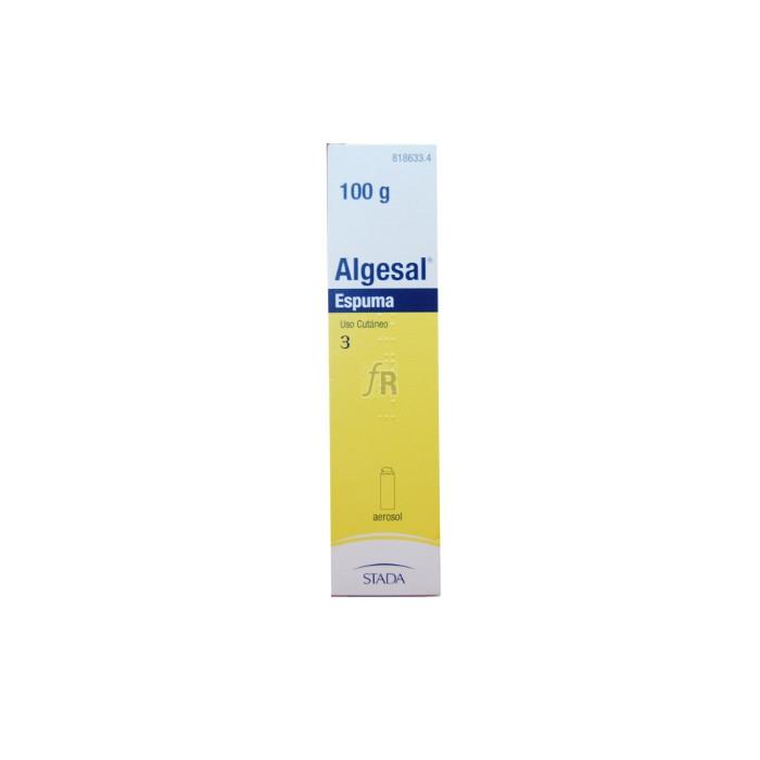 Algesal (Aerosol Topico Espuma 100 G) - Stada