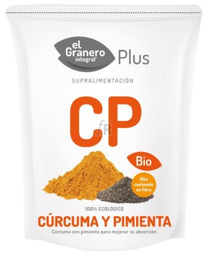 Curcuma Y Pimienta Superalimento Bio 200 Gr. - Varios