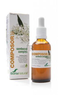 Soria Natural Composor 29 Stop Time Complex Xxi 50 Ml.