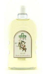 Aceite De Almendras Dulces 250 Ml. - Sotya