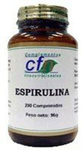 Glama Sot Espirulina 400Mg. 200 Comprimidos