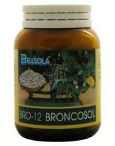 Brp12 Broncosol 100 Comp. - Bellsola